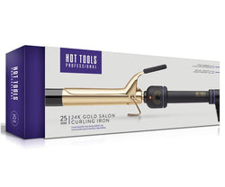Hot Tools - 25mm 24k Gold Curling Iron