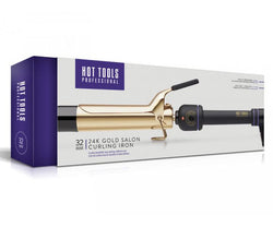 Hot Tools - 32mm 24k Gold Curling Iron