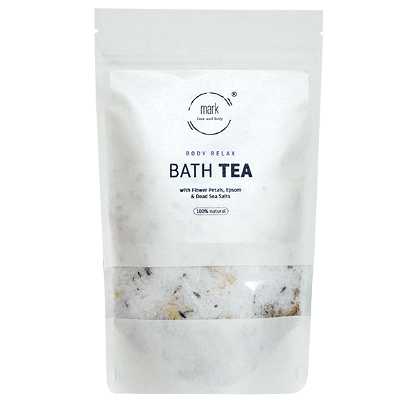 MARK - bath tea BODY RELAX
