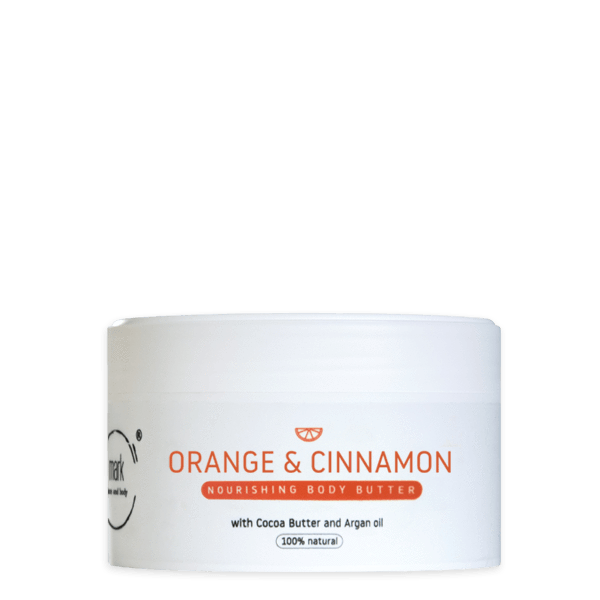 MARK - body butter ORANGE & CINNAMON
