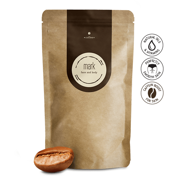 MARK - coffee scrub Original 200g