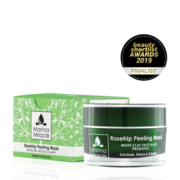 Marina Miracle - Rosehip Peeling Mask 30ml