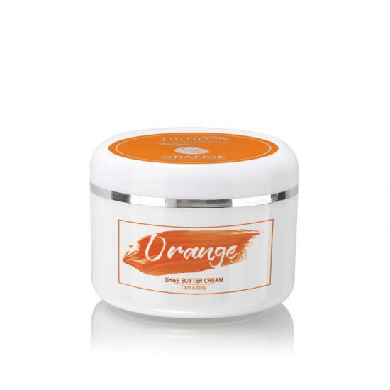 PIMP - Shea butter cream orange 100ml