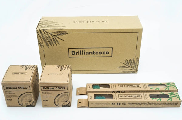 Brilliant Coco - Zero Waste SET