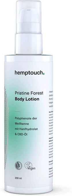 Hemptouch - Body Lotion Pristine Forest
