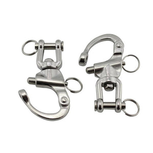 Snap Swivel Stainless Steel Shackle