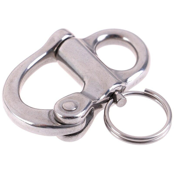 Stainless Steel Rigging Shackle Fixed