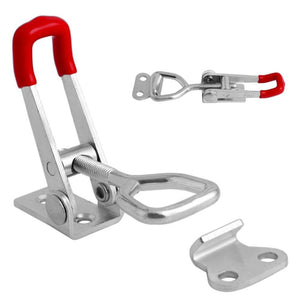Quick Toggle Door Clamp Capacity