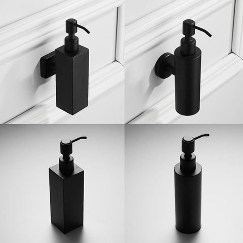 Stainless Steel Liquid Soap Dispenser