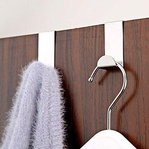 Home Door Hook Stainless Clothes