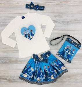 Girls' Cartoon Character Clothes