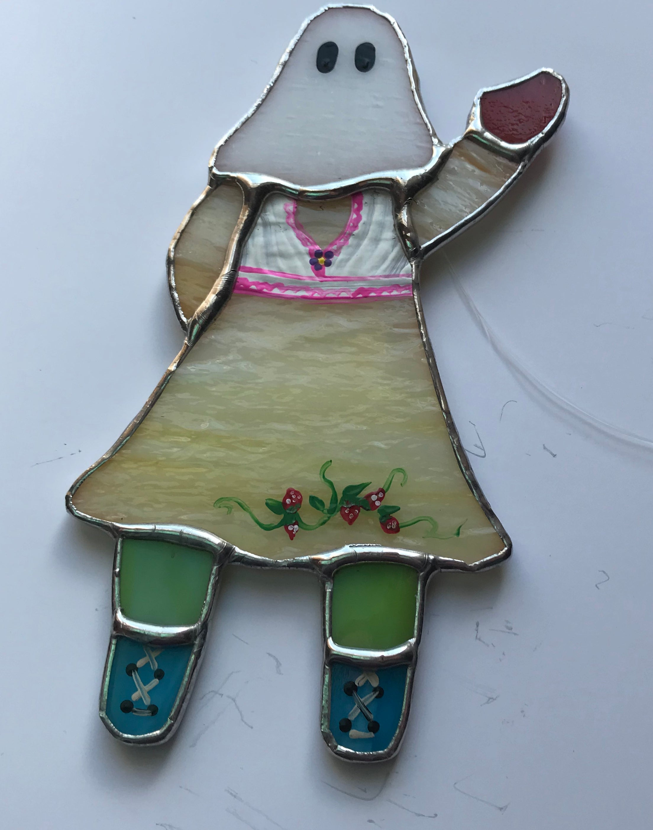 Betty B - Stained Glass Mummer