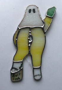 Long John - Stained Glass Mummer