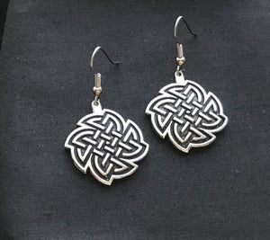 Pewter Earrings