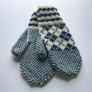 Double Knit Mitts