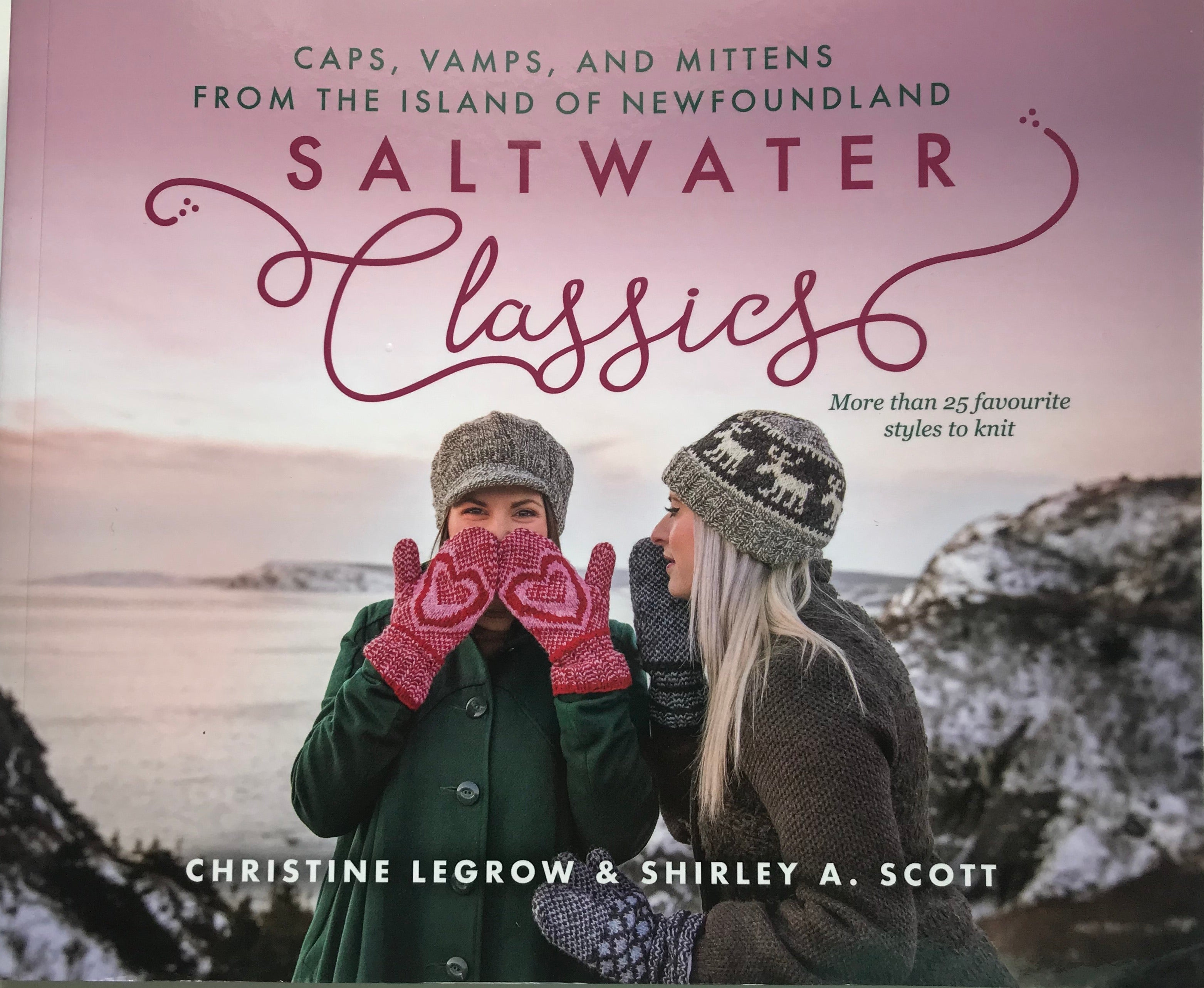 Saltwater Classics by Christine LeGrow and Shirley A. Scott published by Boulder Books