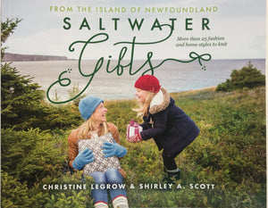 Saltwater Gifts by Christine LeGrow and Shirley A. Scott published by Boulder Books