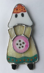 Load image into Gallery viewer, Nan's Cookies - Stained Glass Mummer