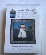 Load image into Gallery viewer, Rug Hooking Patterns 10 x 10