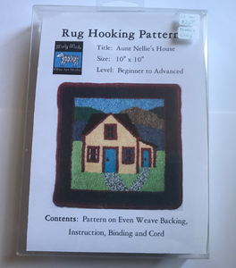 Rug Hooking Patterns 10 x 10
