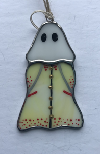 Rhodie - Stained Glass Mini Mummer