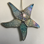 Load image into Gallery viewer, Stained Glass Starfish