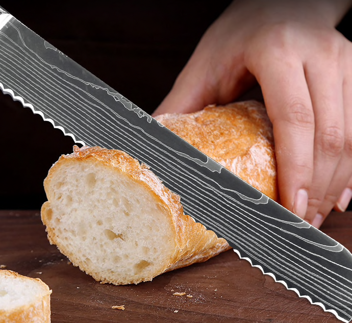 Suraisu Bread Knife