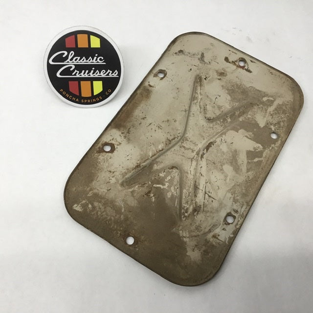 FJ40 Side Door Access Panel (Used OEM)