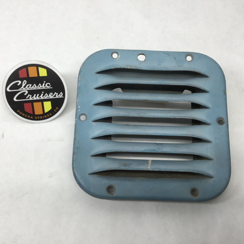 FJ40 Front Side Cowl Vent  (Used OEM)