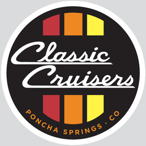 Gift Card - Classic Cruisers