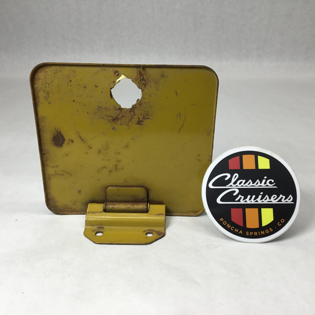 FJ40 Fuel Door (Used OEM)