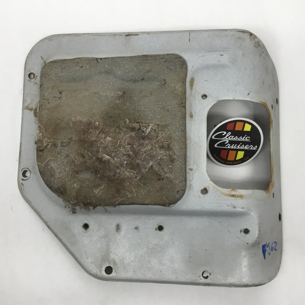 FJ62 Transmission Tunnel Cover (Used OEM)