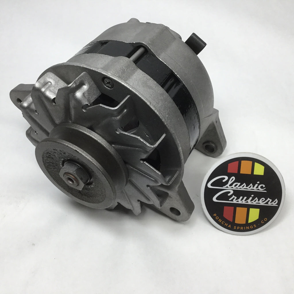 FJ40 / FJ55 F155 Alternator 1972 - 1975 (Remanufactured OEM)