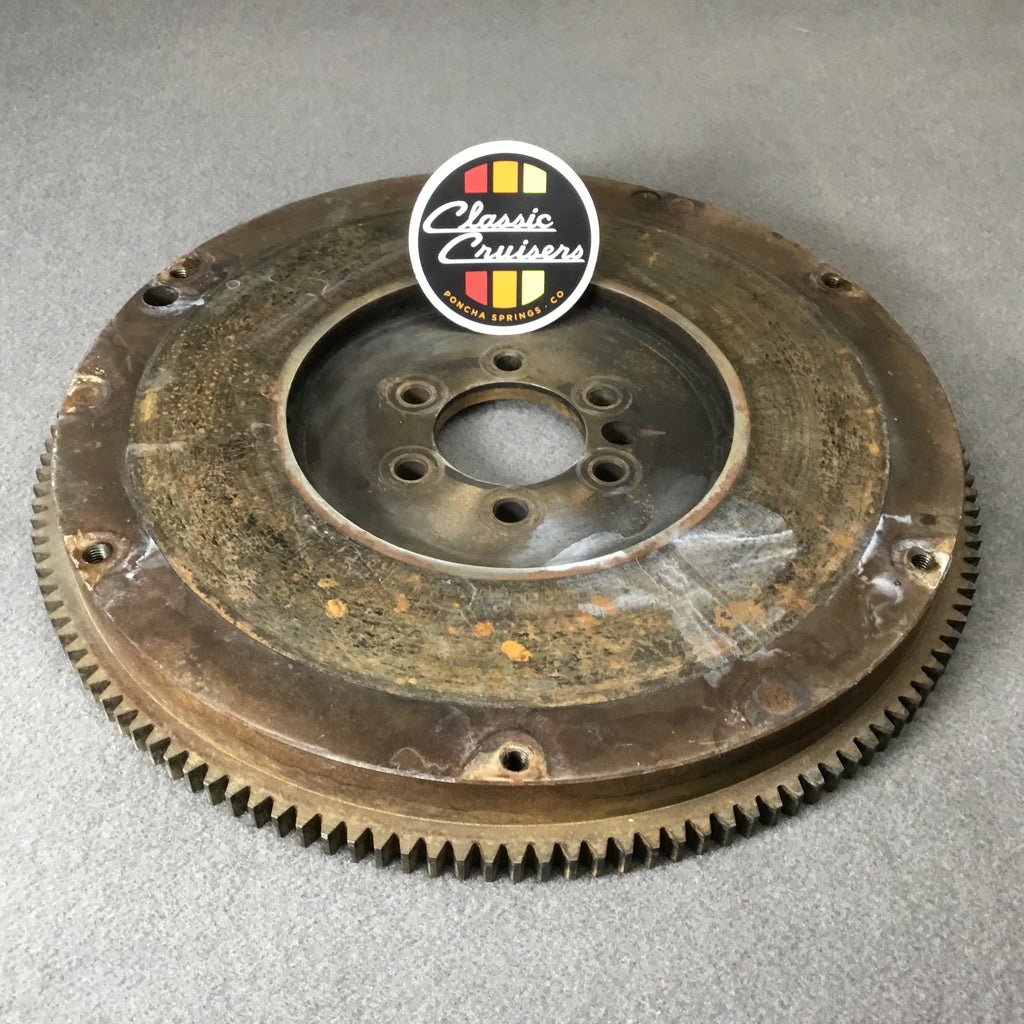 4 Speed Flywheel - Resurfaced (Used OEM)