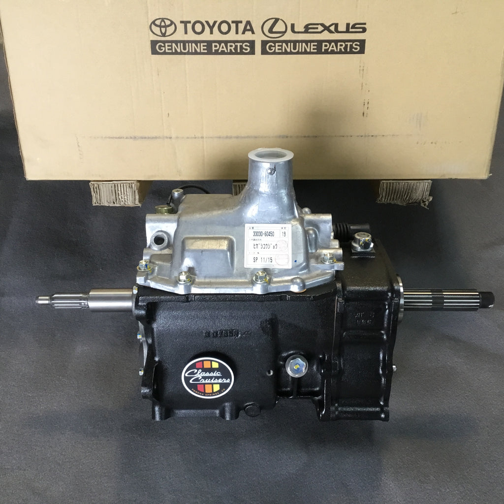 H55F 5 Speed Transmission (New OEM)