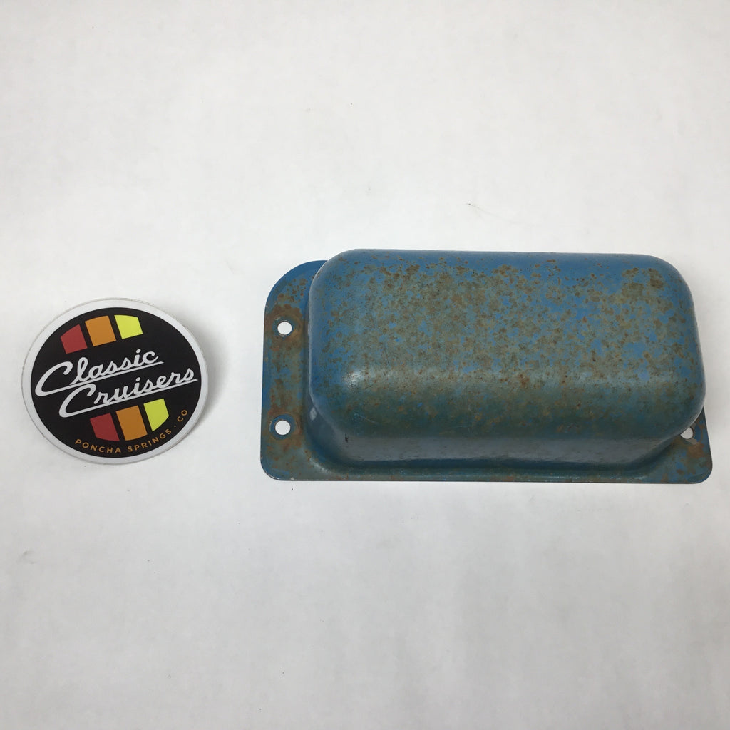 FJ40 Wiper Motor Cover (Used OEM)