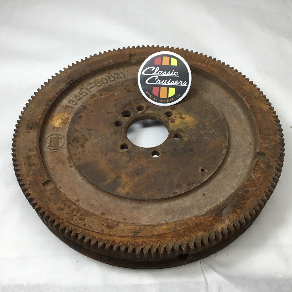 3 Speed Flywheel - Resurfaced (Used OEM)
