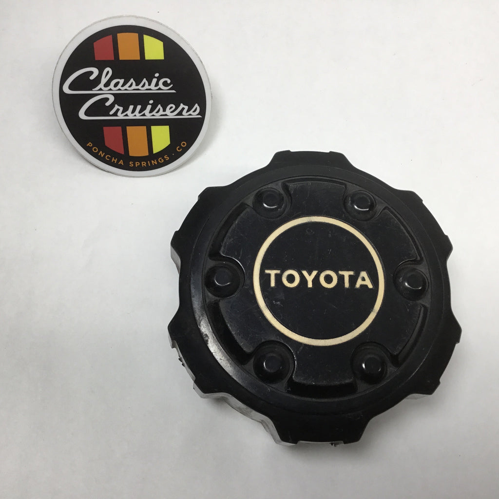 80 Series Wheel Center Cap (Used OEM)