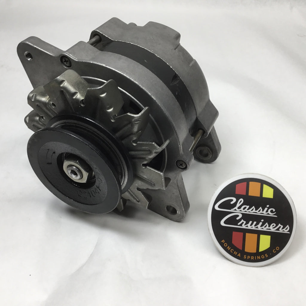 FJ40 / FJ55 2F Alternator 1977 - 1980 (Remanufactured OEM)