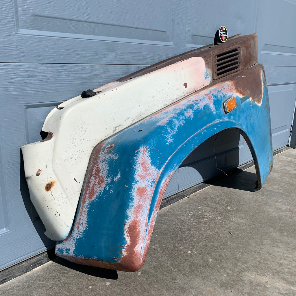 FJ55 Fender - Left (Used OEM)