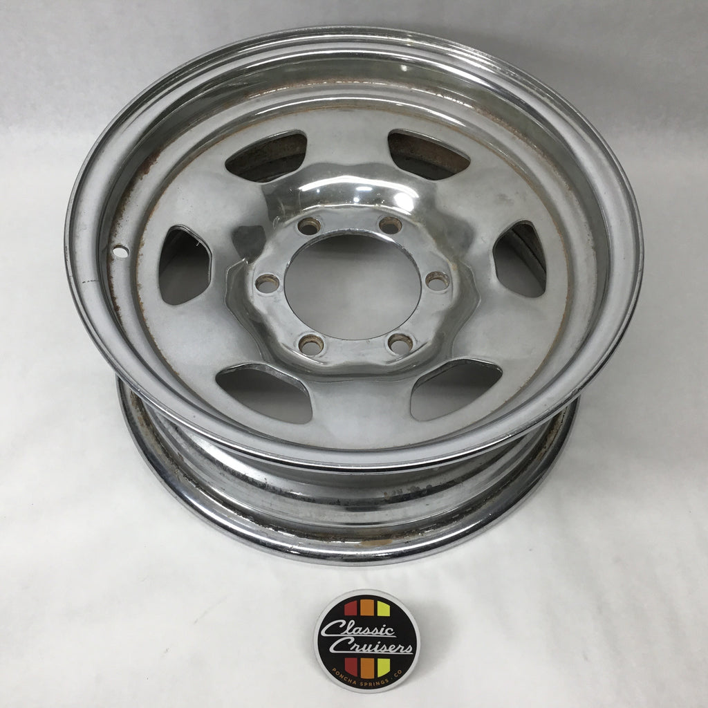 60 Series Wheel (Used OEM)