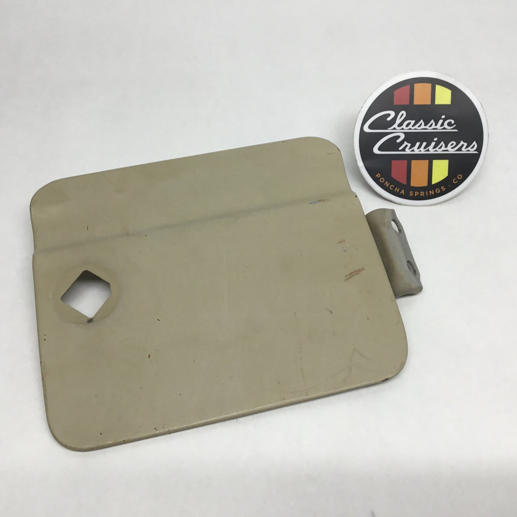 FJ60/62 Fuel Door (Used OEM)