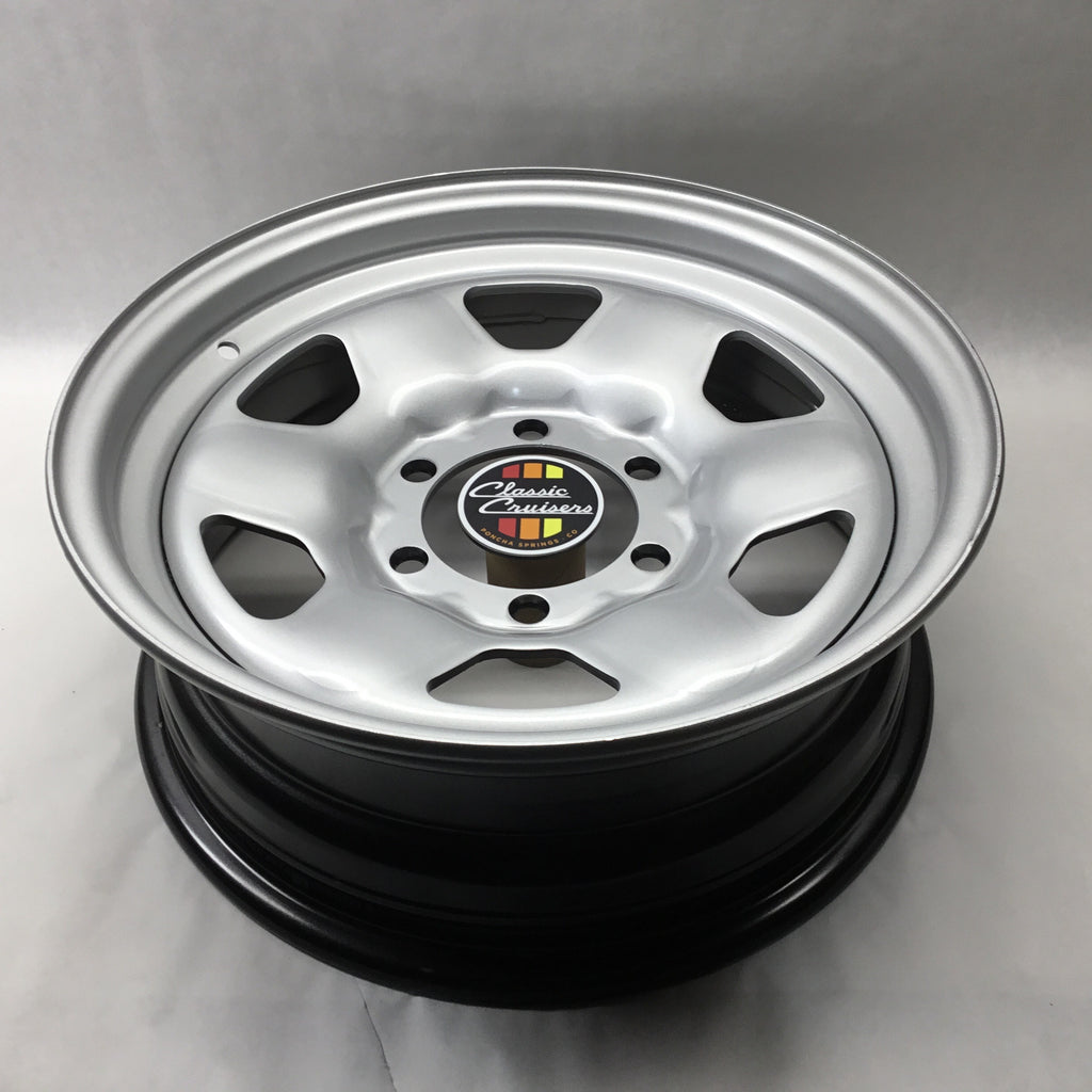 "16"" Steel Wagon Wheel JDM OEM New 40, 50, 60, 70 Series"