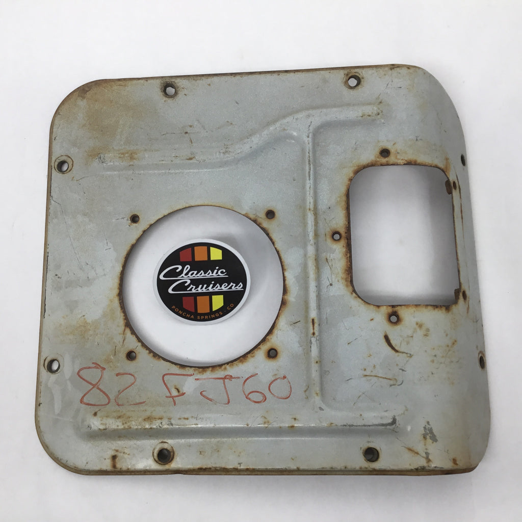 FJ60 Transmission Tunnel Cover (Used OEM)