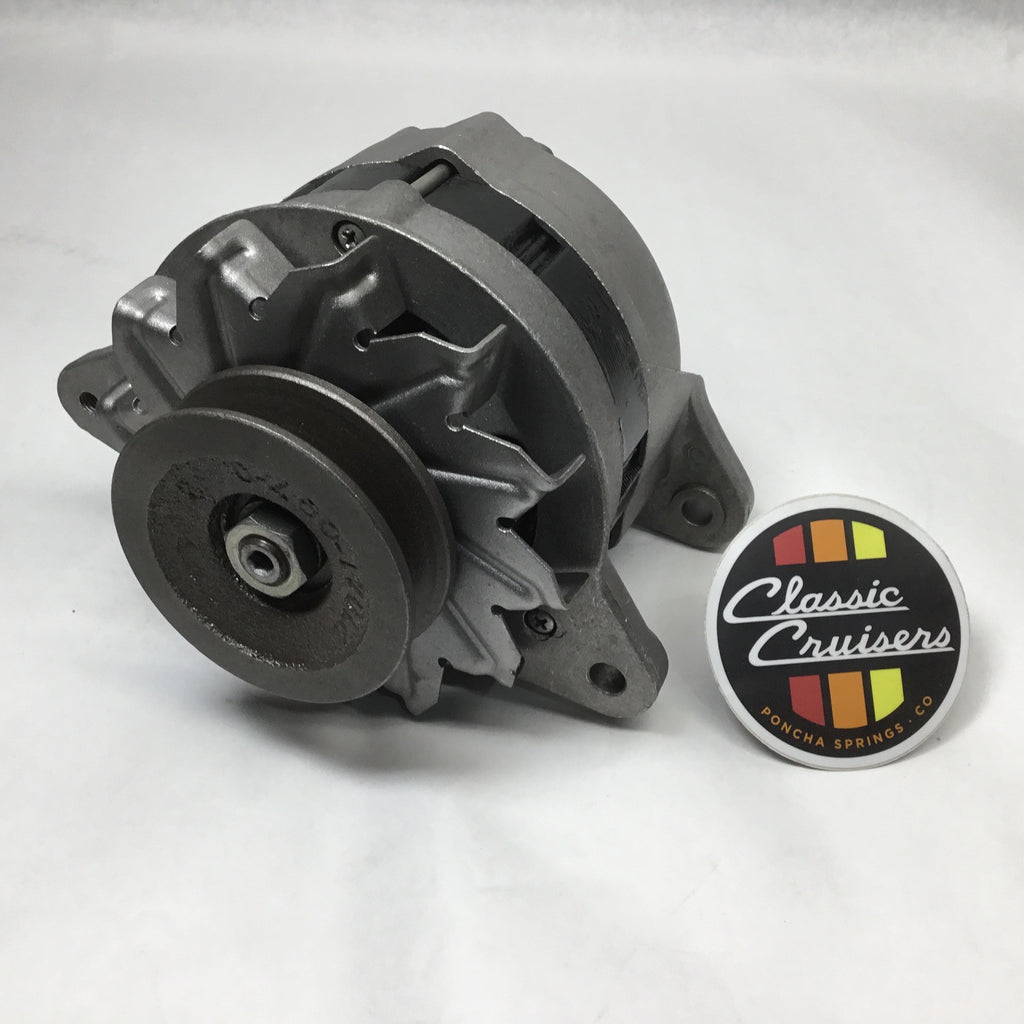 FJ40 / FJ55 2F Alternator 1975 - 1977 (Remanufactured OEM)