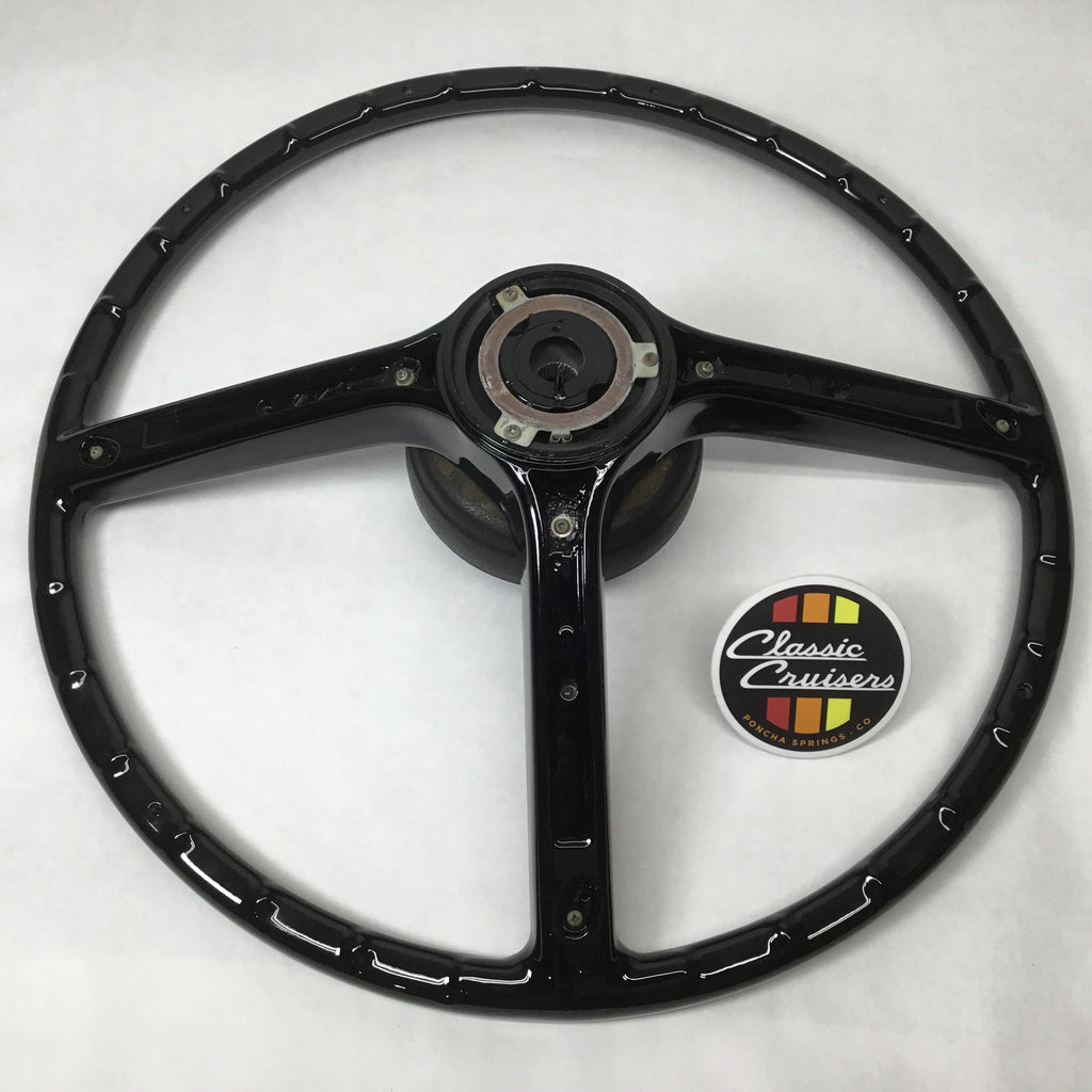 FJ40/43/45 Steering Wheel (Refurbished OEM)