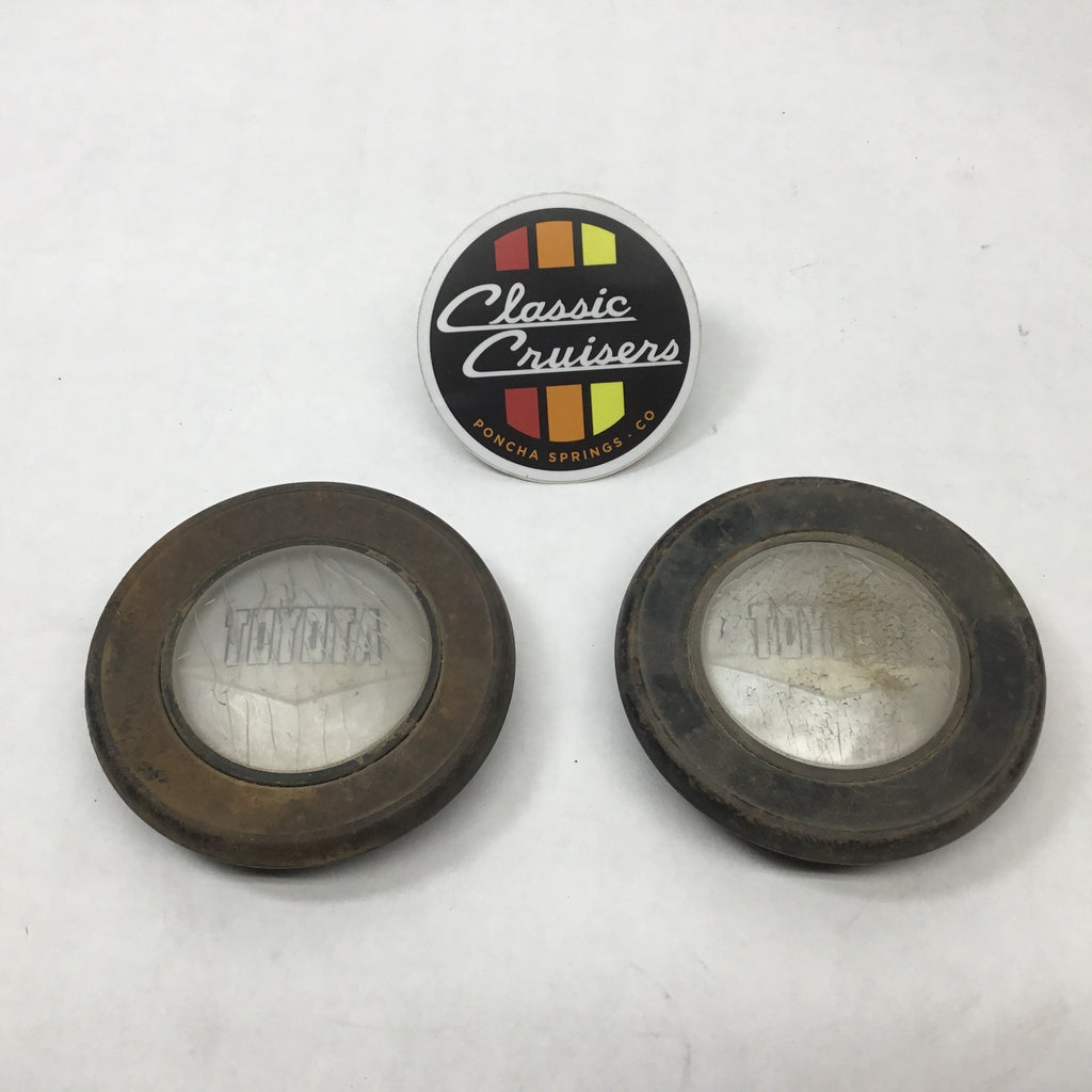 FJ40 Horn Button (Used OEM)