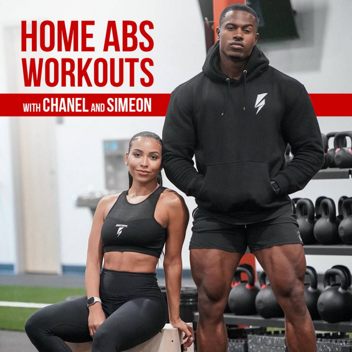 Workout Wednesday - Abs With Simeon Panda & Chanel Brown