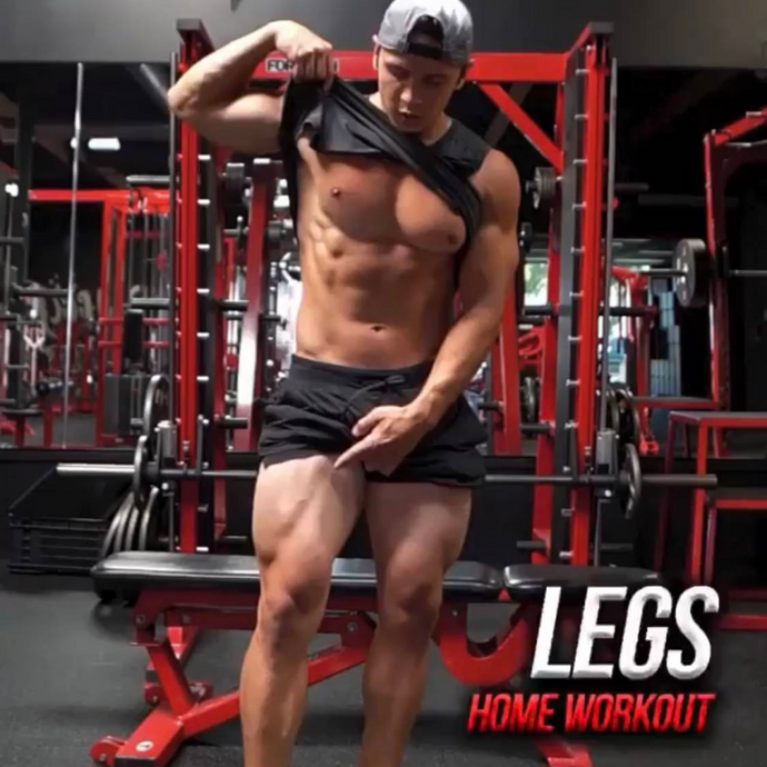 Workout Wednesday - Leg Day with Christian Fleenor