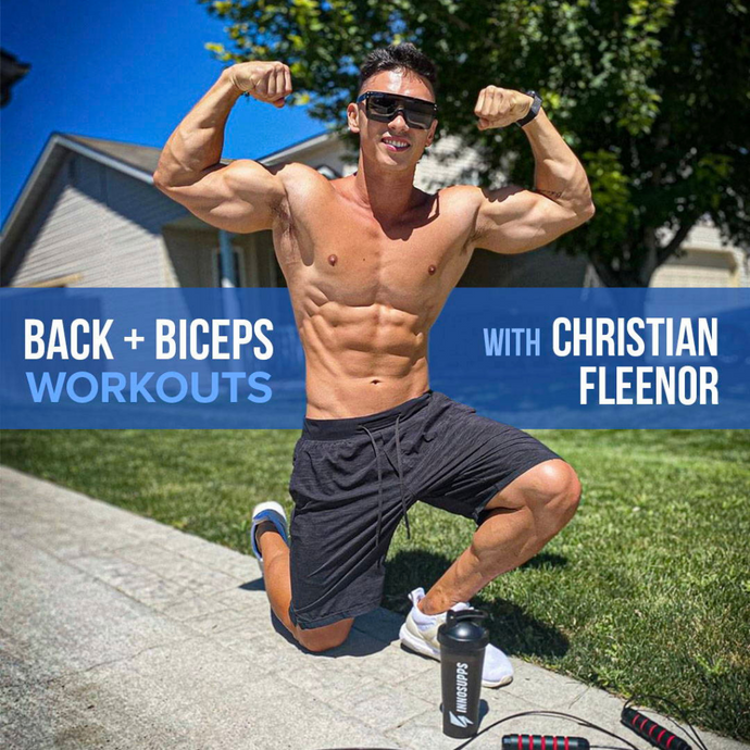 Workout Wednesday - Back & Biceps